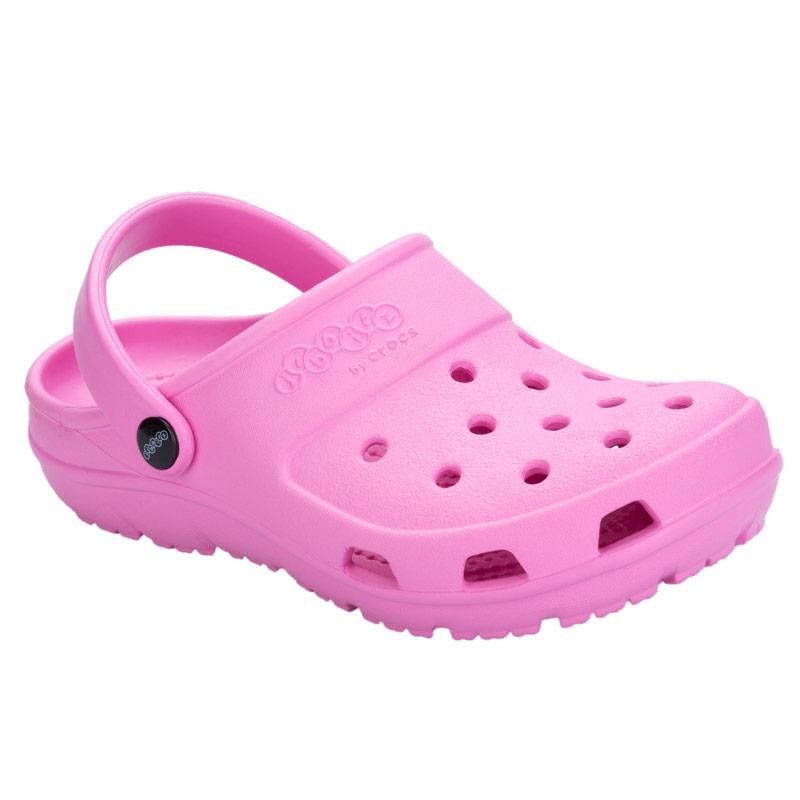 Crocs Children Girls Presley Crocs Pink