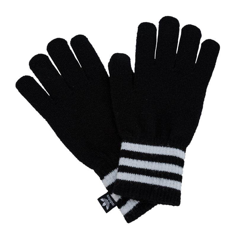 Adidas Originals Smartphone Gloves Black-White