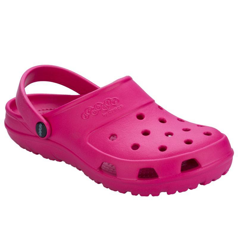 Crocs Womens Presley Clog Sandals Pink