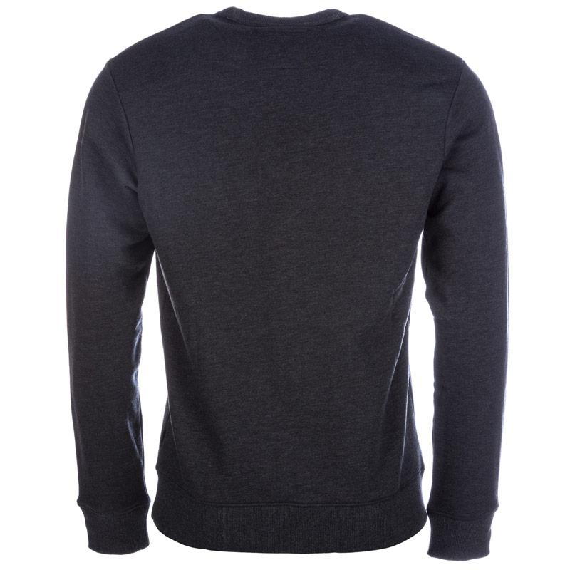 Mikina Bench Mens Facility Crew Sweat Shirt. Black