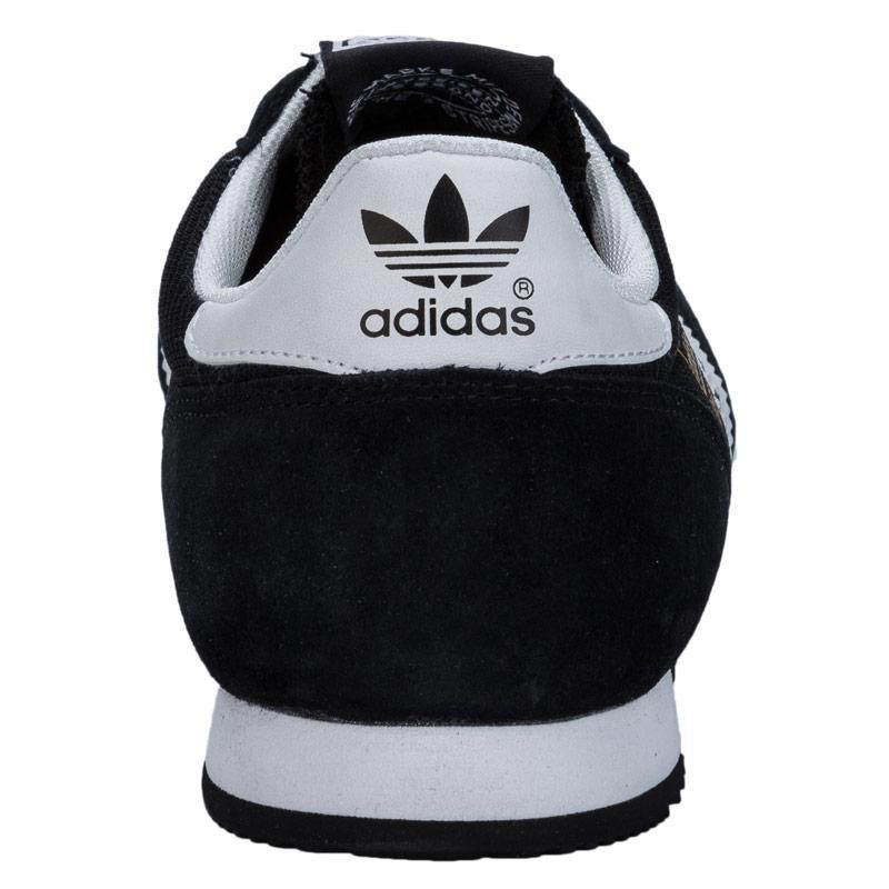 Boty Adidas Originals Mens Dragon Trainers Black, Velikost: 12 (M)
