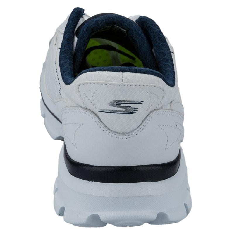 Boty Skechers Mens Go Walk Complete LT Trainers White, Velikost: UK6,5 (euro 40)