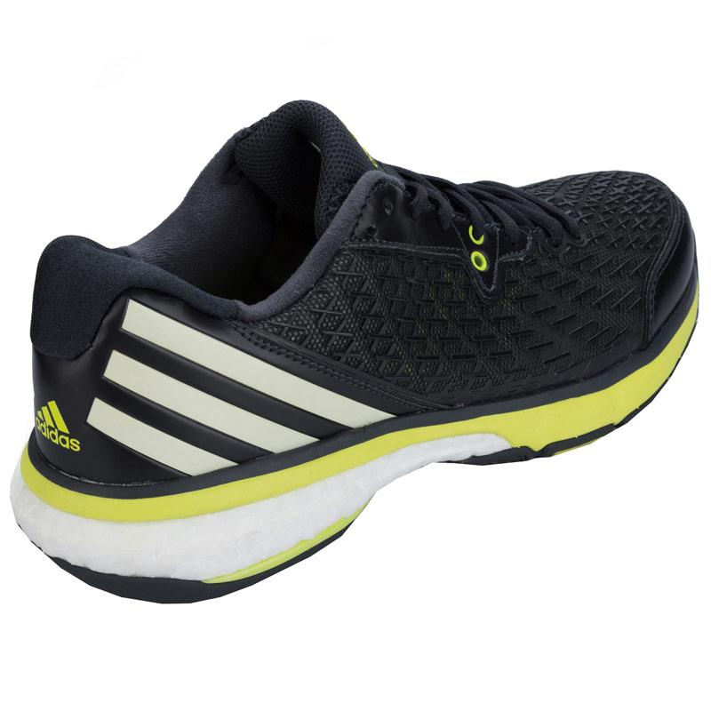 Boty Adidas Mens Energy Boost Volley Trainers Charcoal