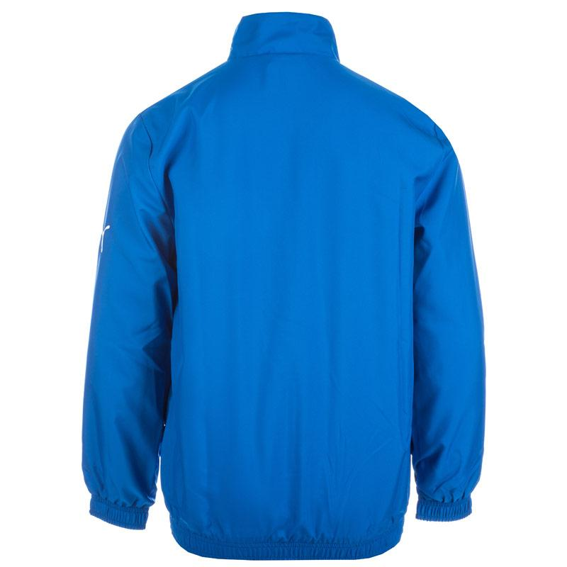 Bunda Puma Junior Boys Spirit Woven Jacket Blue
