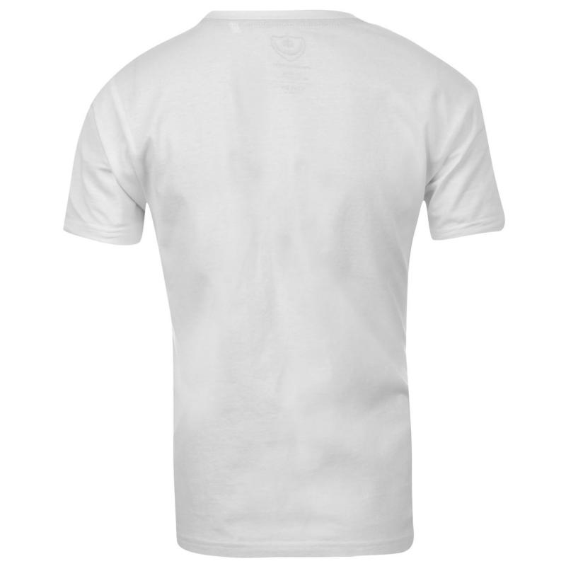 Tričko Team Crew Neck T Shirt Junior Blue