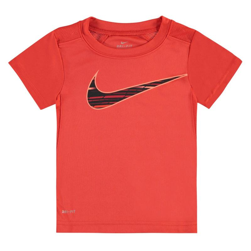 Tričko Nike Legacy GFX Top Infant Boys Max Orange