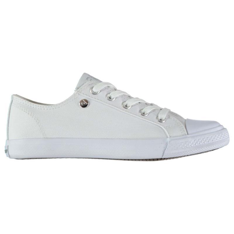 Dunlop Micro Lo Pro Chd74 White