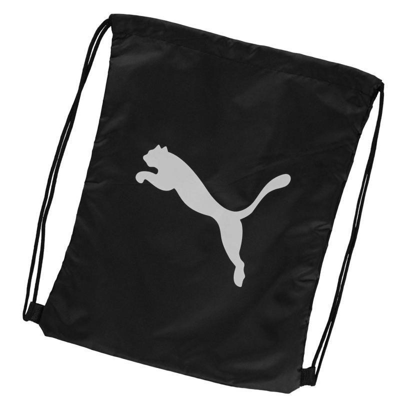 Puma Pro Training Gym Sack Black/White