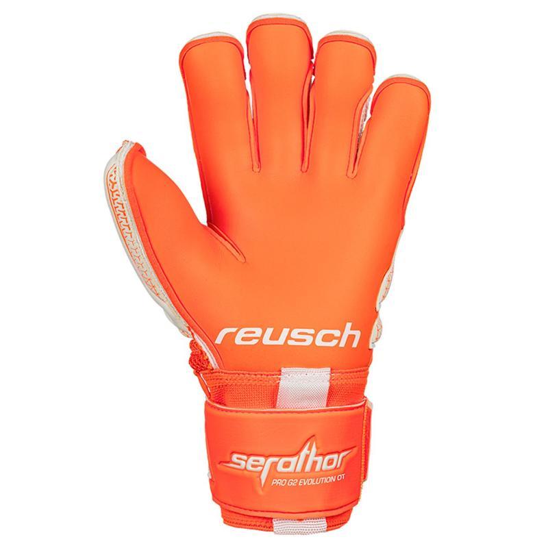 Reusch Ser Pro EvoGlvSn73 White/Orange