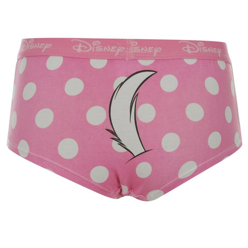 Disney Single Boxer Briefs Girls Minnie