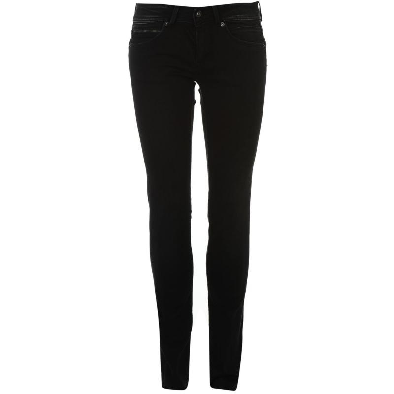 Pepe Jeans New Brooke Ladies Jeans Black