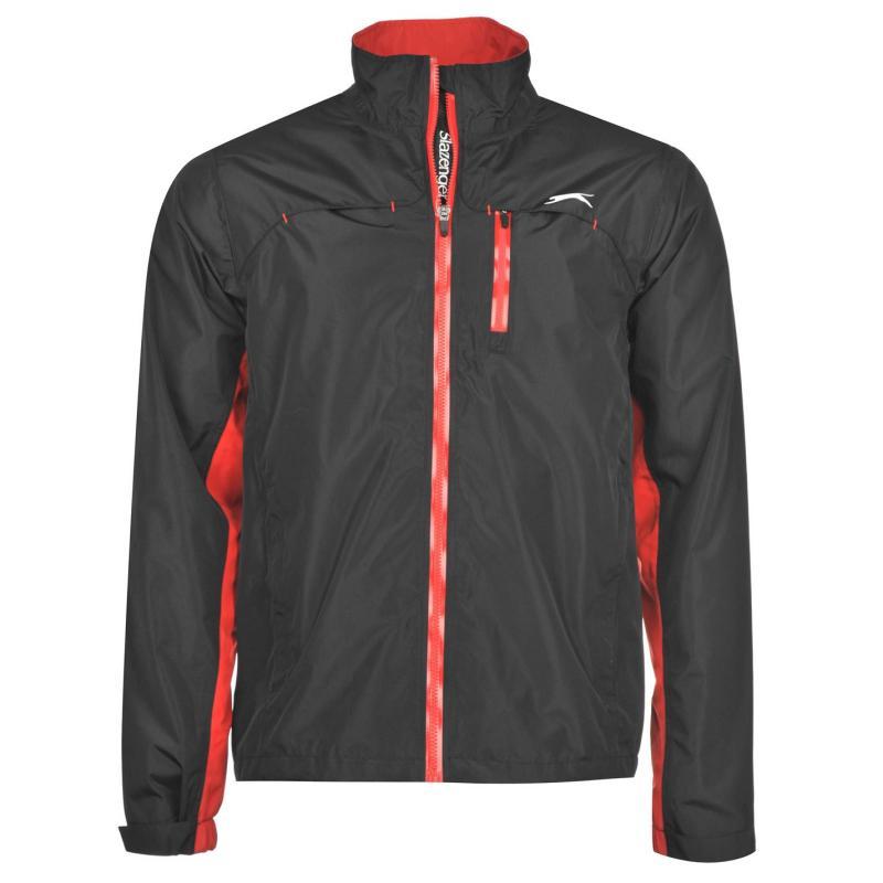 Slazenger Waterproof Golf Jacket Mens Black