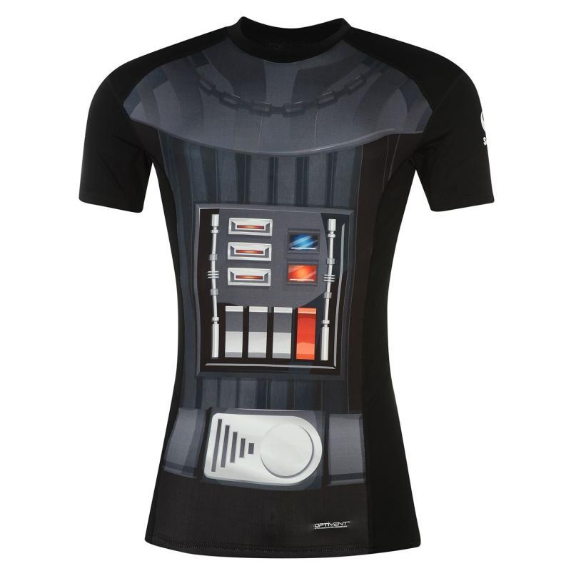 Sondico Star Wars Base Layer Top Mens Darth Vader