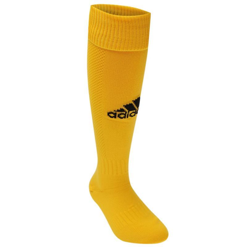 Ponožky adidas Milano Football Socks Mens Yellow/Black