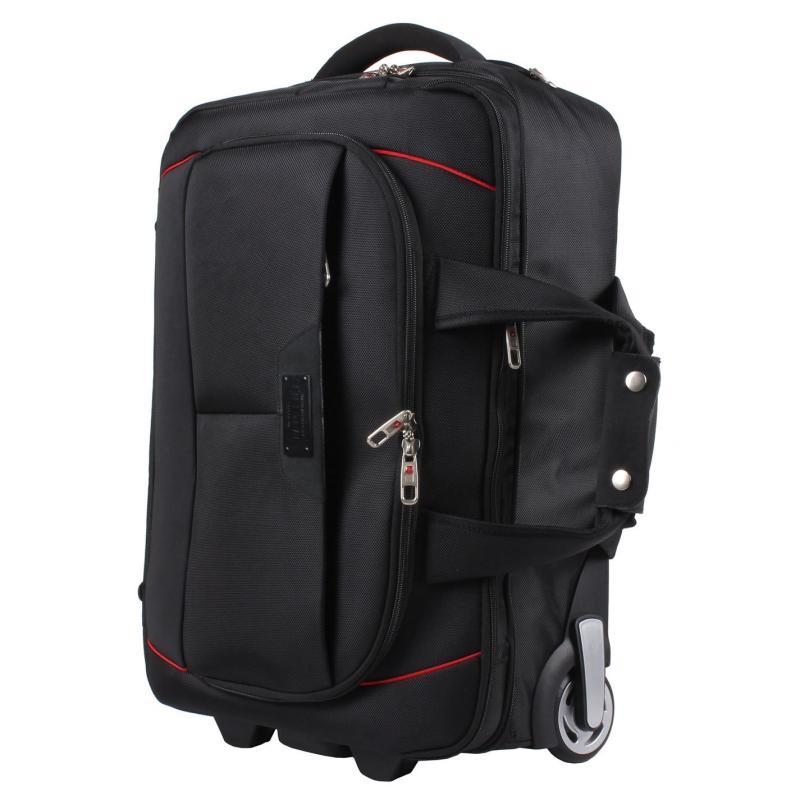 Firetrap Cabin Pro Bag Black