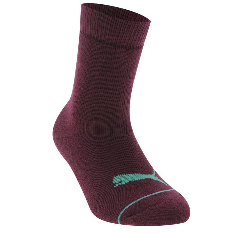 Ponožky Puma Abs 1 Pack Junior Socks Blue