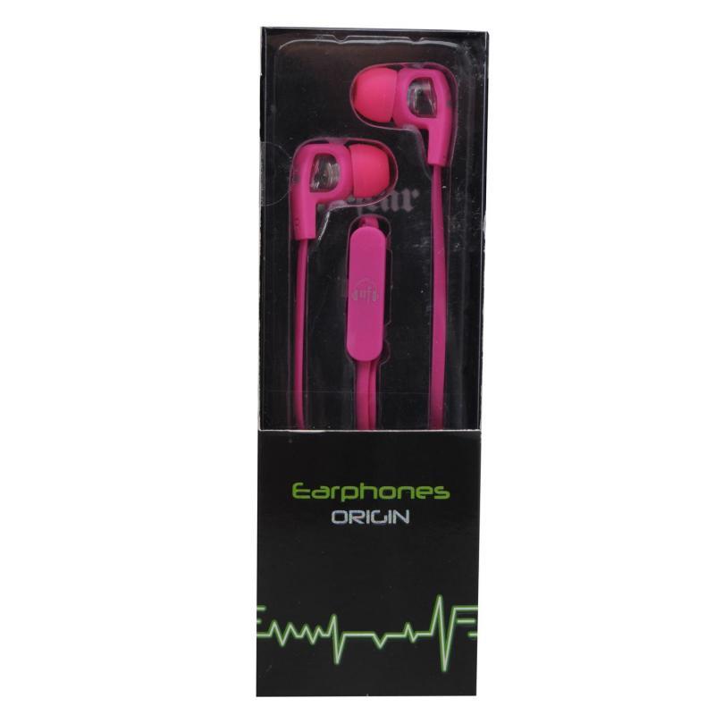 No Fear Origin Earphones Pink