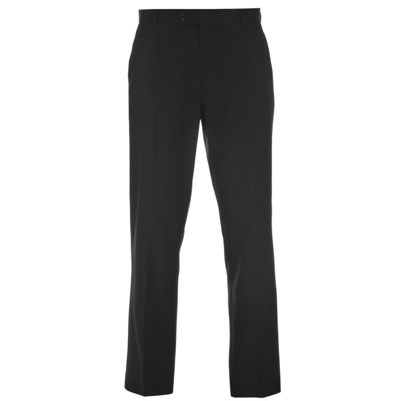 Kalhoty Giorgio Suit Trousers Mens Black