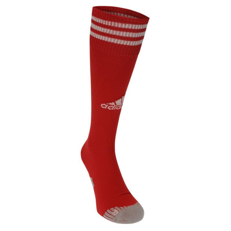 Ponožky adidas Adisock Football Socks Red/White