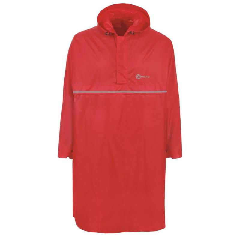 Wäfo Raincape Bristol Mens Red