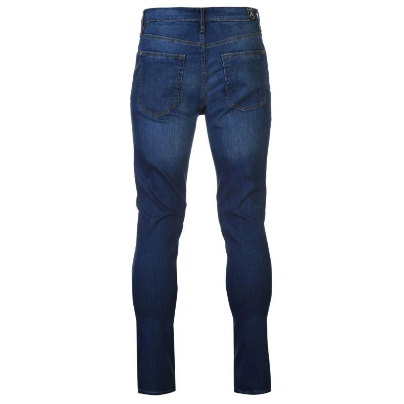 Jilted Generation Jeans Mens Mid Blue