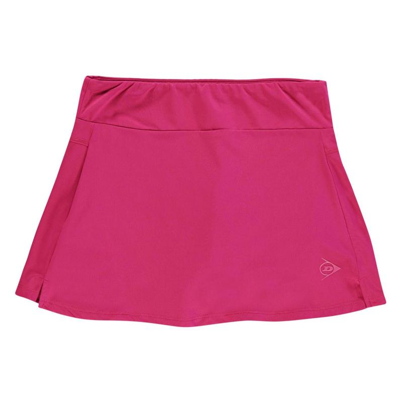 Dunlop Performance Skort Junior Girls White