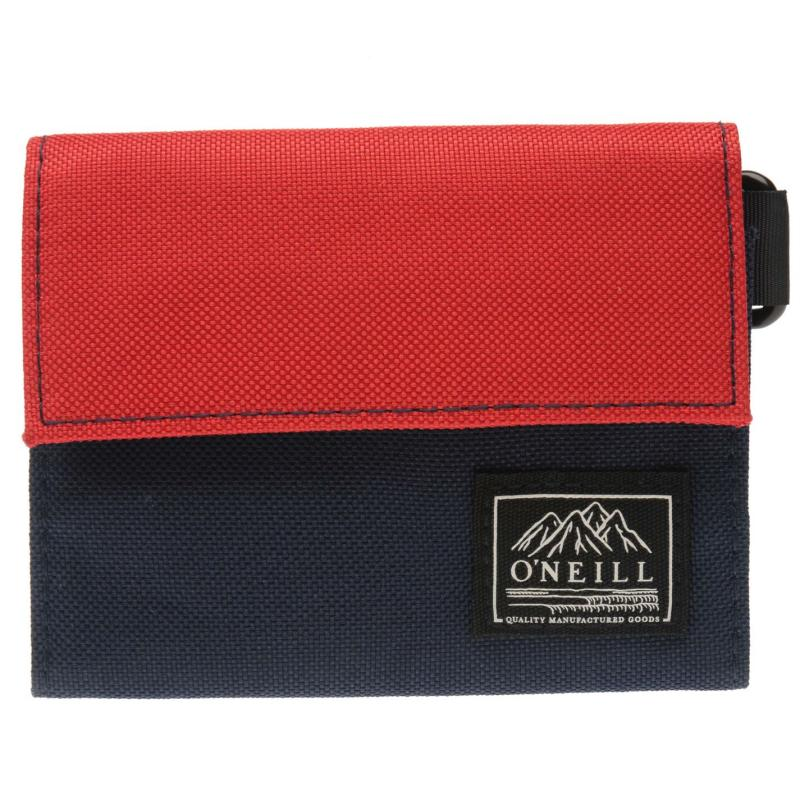 ONeill Pocketbook Wallet Scooter Red