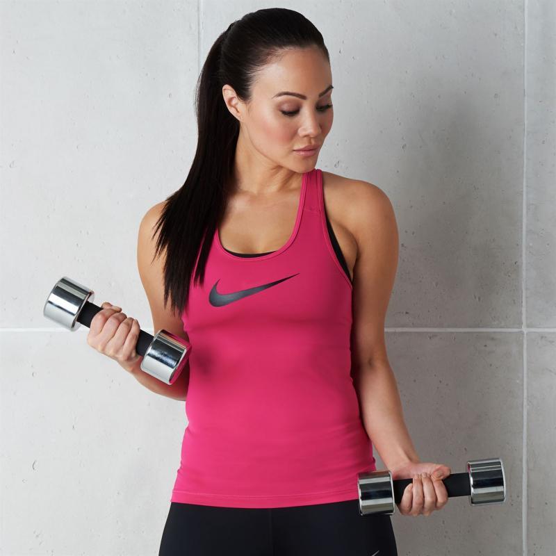 Nike Pro Tank Womens Pink