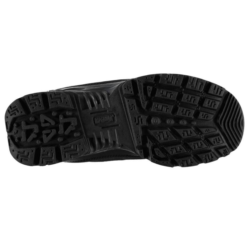 Boty Hi Tec Magnum Response 2 6in Mens Boots Black