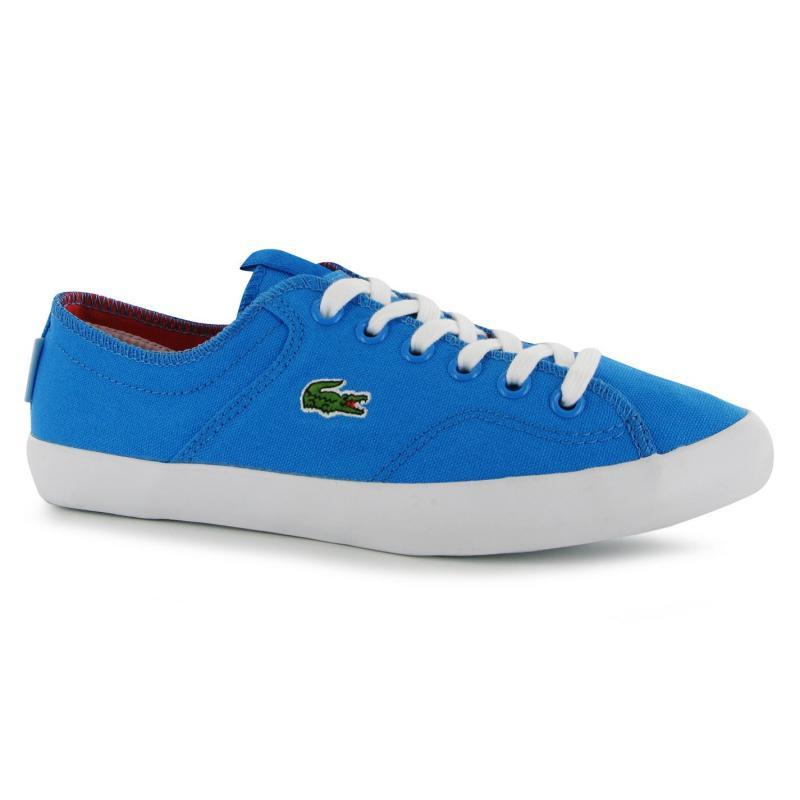 Boty Lacoste Ramer Sleek Trainers Blue/Blue