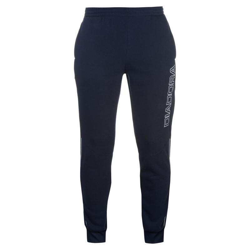 Tepláky Diadora Madrid Sweat Pants Mens Dark Blue