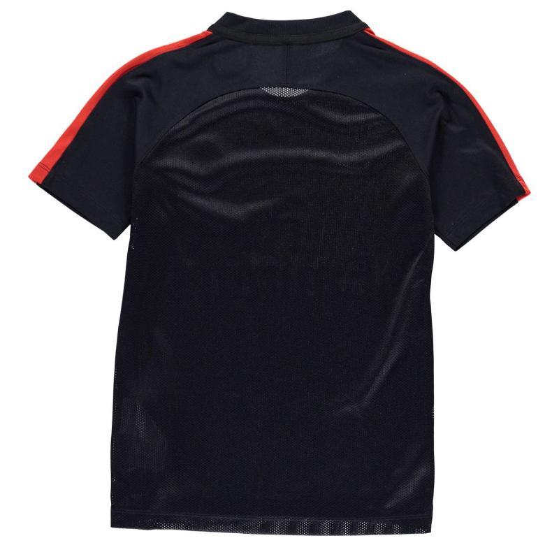 Tričko Nike Paris Saint Germain Drill Top Junior Boys Navy