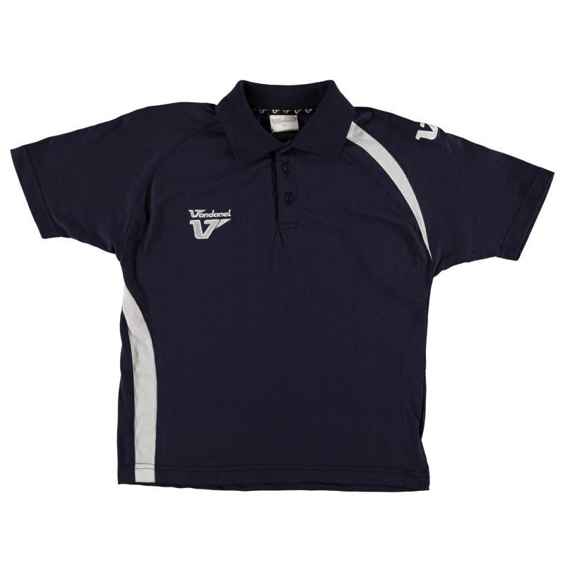 Tričko Vandanel Madrid Polo Junior Navy/White
