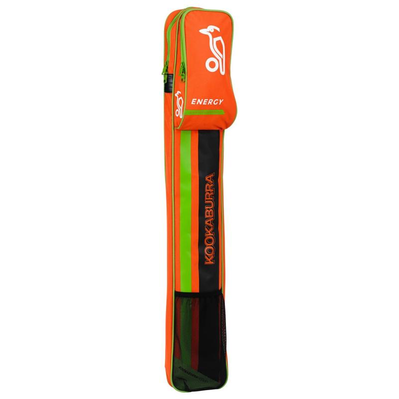 Kookaburra Energy Stick Bag 71 Orange/Black