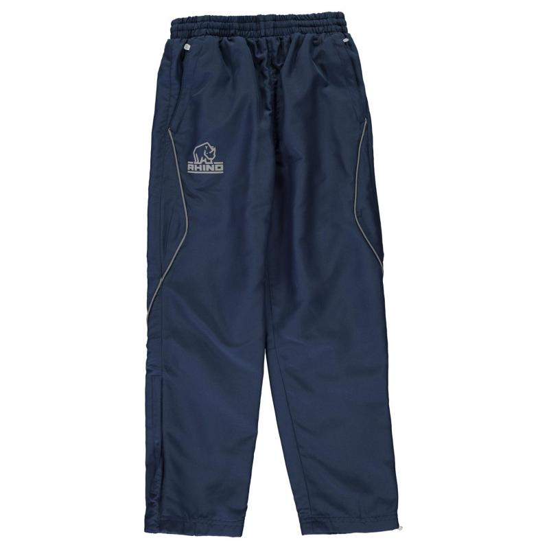 Bunda Rhino Rugby Tracksuit Bottoms Junior Boys Navy