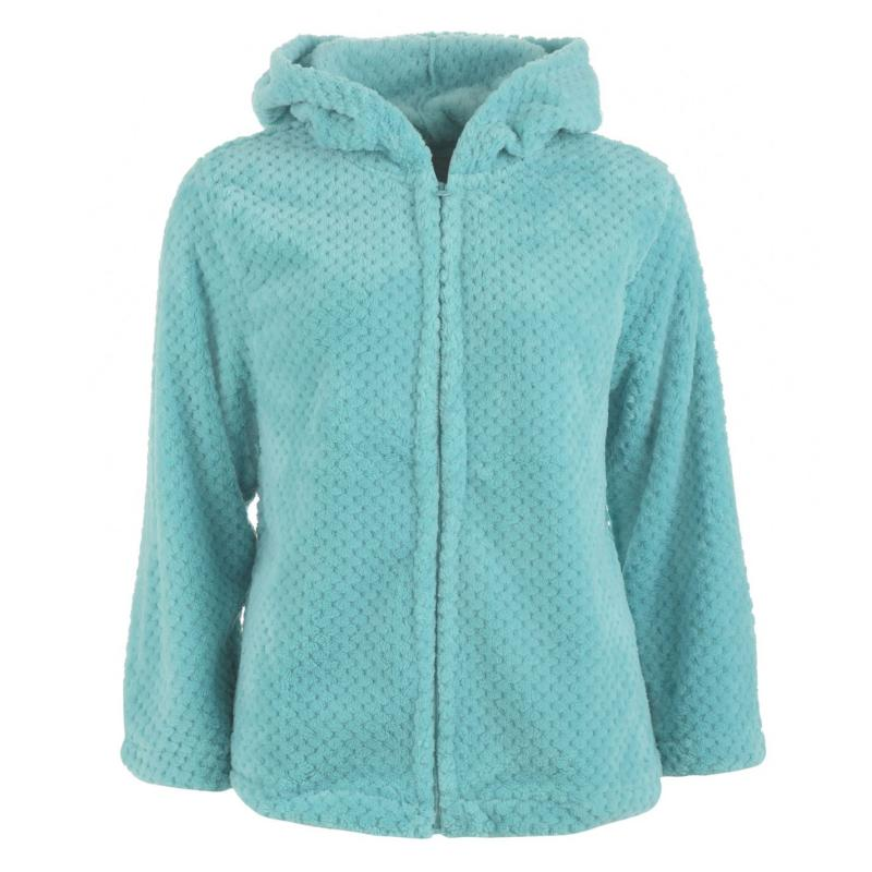 Pyžama Rock and Rags Kitch Bed Jacket Aqua