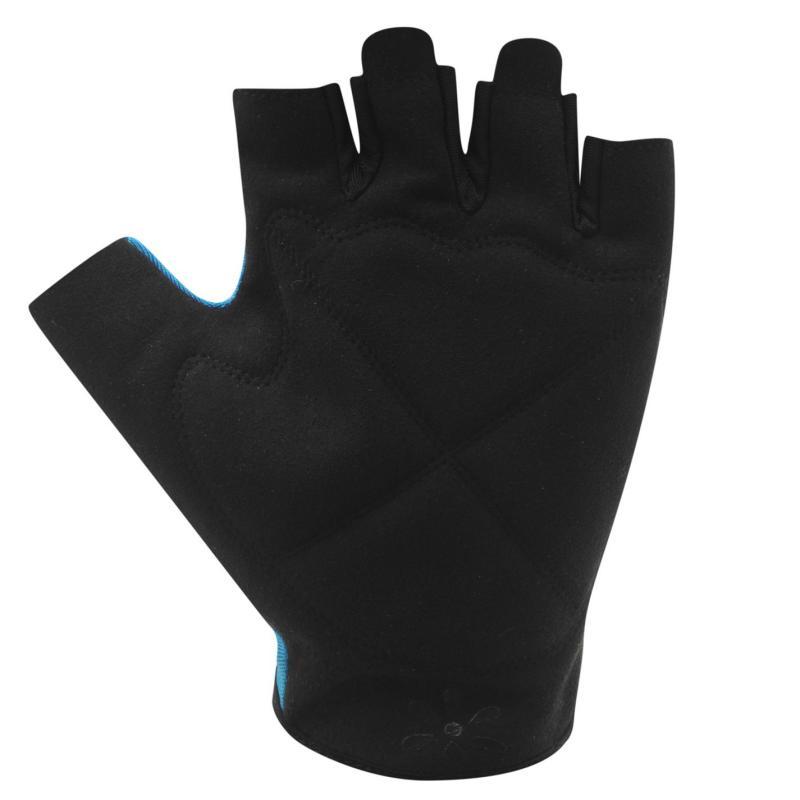 USA Pro Fitness Gloves Blk/Blue