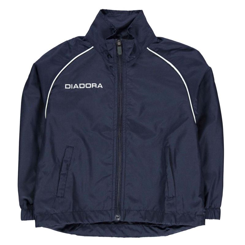 Bunda Diadora Madrid Jacket Junior Boys Red