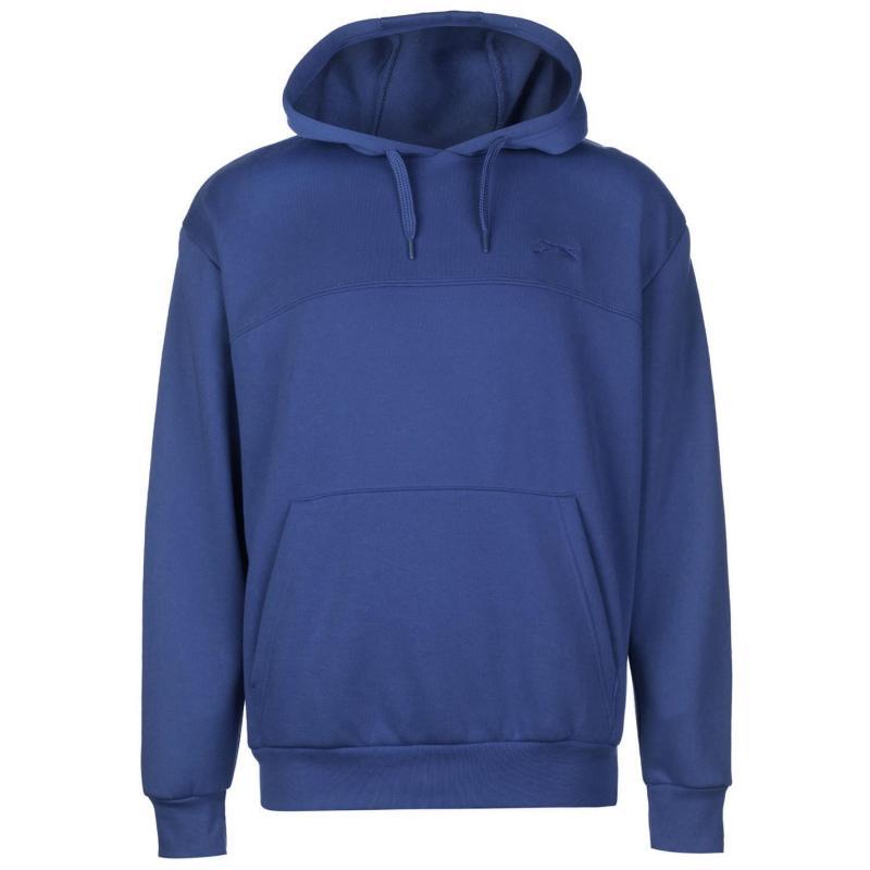 Slazenger Fleece Hoody Mens Khaki