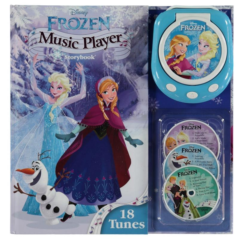 Disney Player Storybook Frozen