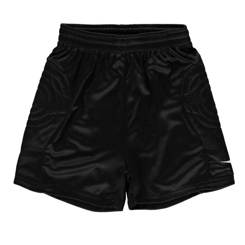 Tepláky Diadora Lima Goalkeeper Training Shorts Juniors Black